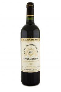 Château Chambert-Marbuzet  2014 Magnum in kistje