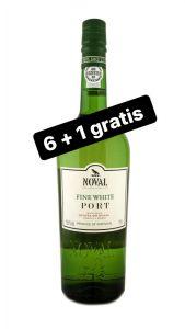 Noval fine white port promo