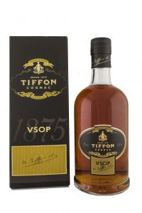 Cognac tiffon Réservé  VSOP  in etui