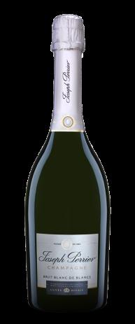 Champagne Joseph Perrier blanc de blancs cuvée royale